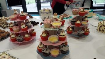 Staff Tea Party for Headway