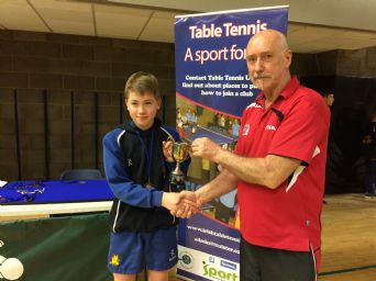 Ulster Schools' Individual Table Tennis Championships